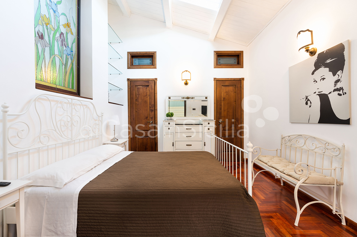 Villa Carolina Familienvilla zur Miete mit Pool mit Whirlpool Noto Sicily  - 48