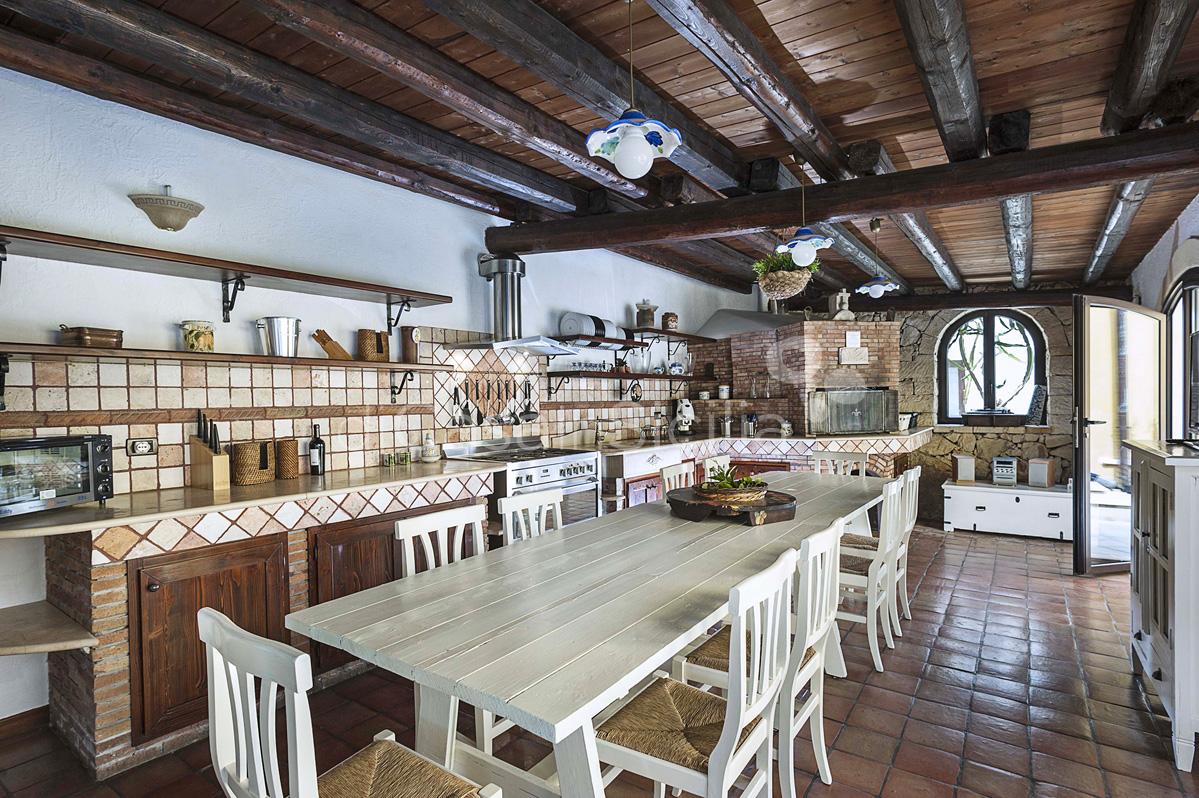 Villa Carolina Familienvilla zur Miete mit Pool mit Whirlpool Noto Sicily  - 54