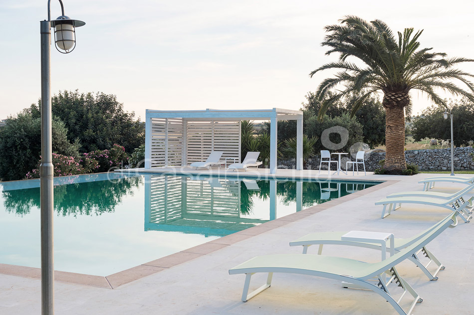 Villa Cava Sicily Villa Rental with Pool in the Countryside Noto - 6