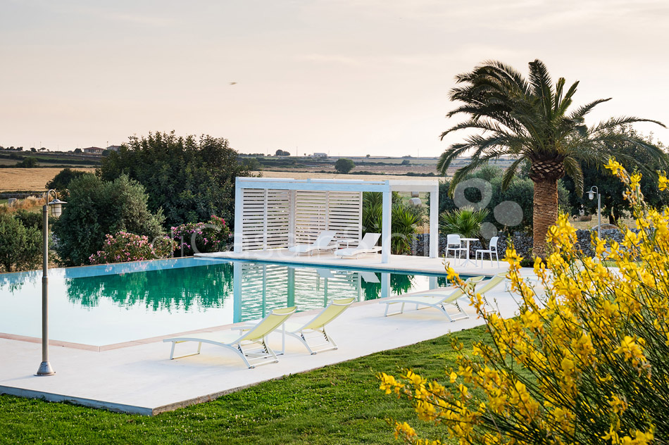 Villa Cava Sicily Villa Rental with Pool in the Countryside Noto - 7