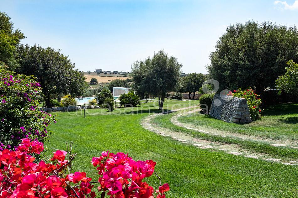 Villa Cava Sicily Villa Rental with Pool in the Countryside Noto - 10