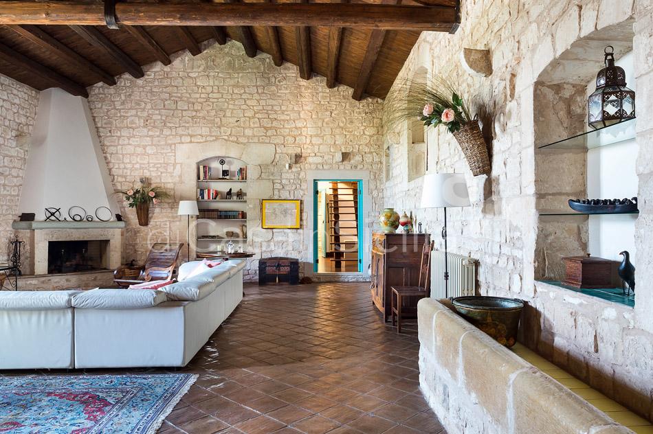 Villa Cava Sicily Villa Rental with Pool in the Countryside Noto - 22
