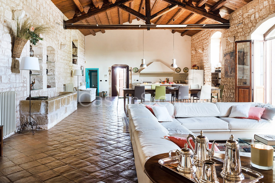 Villa Cava Sicily Villa Rental with Pool in the Countryside Noto - 24