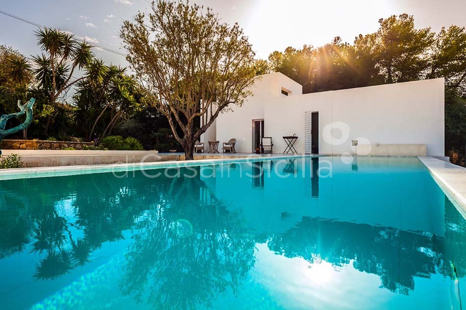 Villa dei Pini Villa with Infinity Pool for rent in Cornino Sicily  - 5
