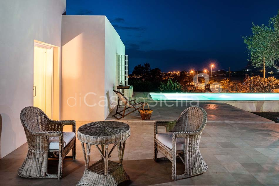 Villa dei Pini Villa with Infinity Pool for rent in Cornino Sicily  - 30