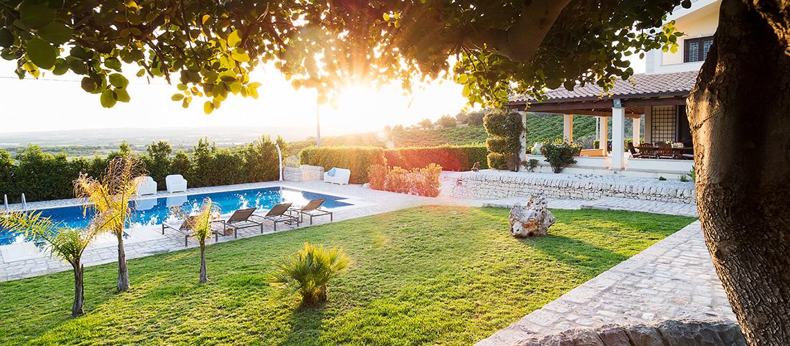 Villa Dora Villa con Piscina con Idromassaggio in affitto Noto Sicilia - 49