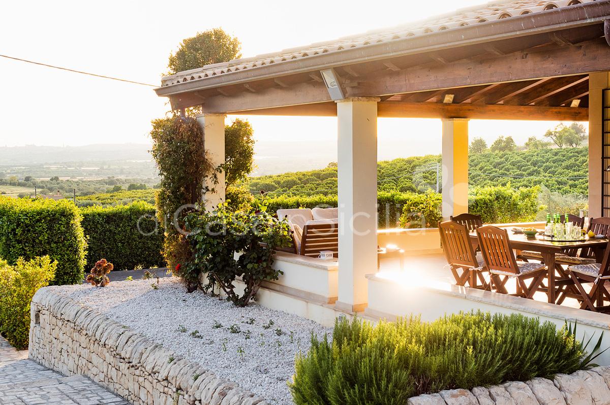 Villa Dora Villa con Piscina con Idromassaggio in affitto Noto Sicilia - 7