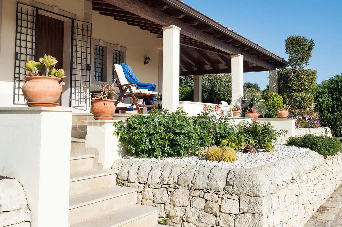 Villa Dora Villa con Piscina con Idromassaggio in affitto Noto Sicilia - 8