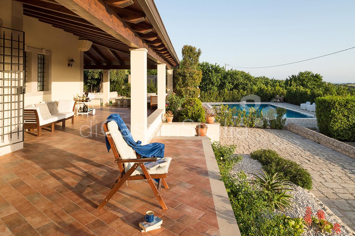 Villa Dora Villa con Piscina con Idromassaggio in affitto Noto Sicilia - 9