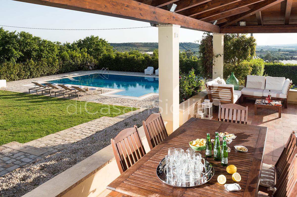 Villa Dora Villa con Piscina con Idromassaggio in affitto Noto Sicilia - 13