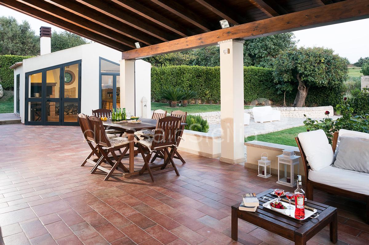 Villa Dora Villa con Piscina con Idromassaggio in affitto Noto Sicilia - 14