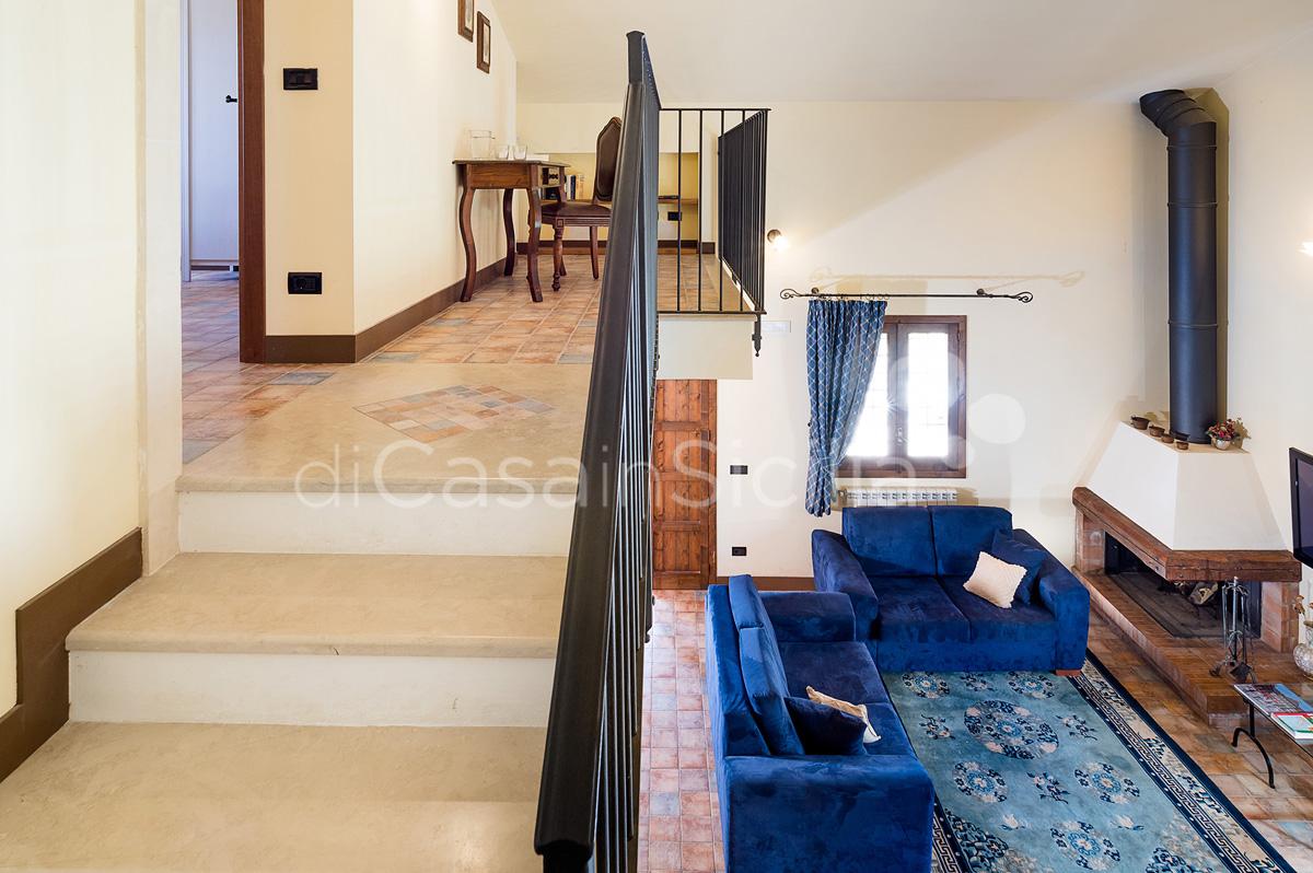 Villa Dora Villa con Piscina con Idromassaggio in affitto Noto Sicilia - 32