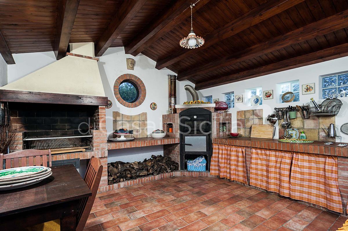 Villa Dora Villa con Piscina con Idromassaggio in affitto Noto Sicilia - 40