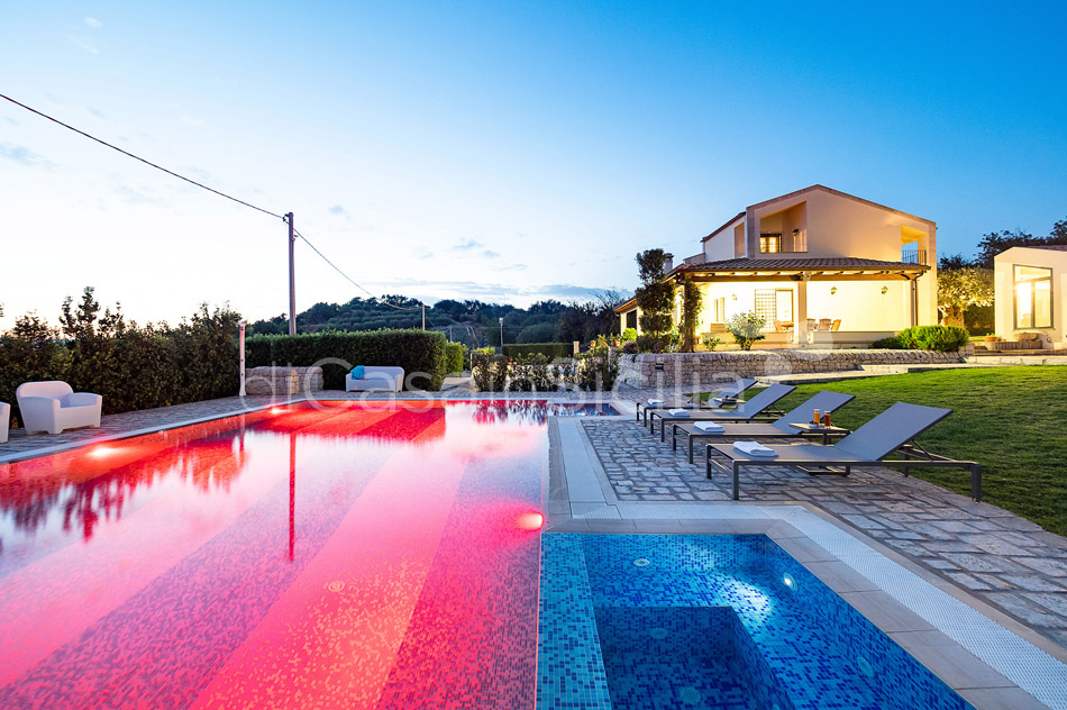 Villa Dora Villa con Piscina con Idromassaggio in affitto Noto Sicilia - 41