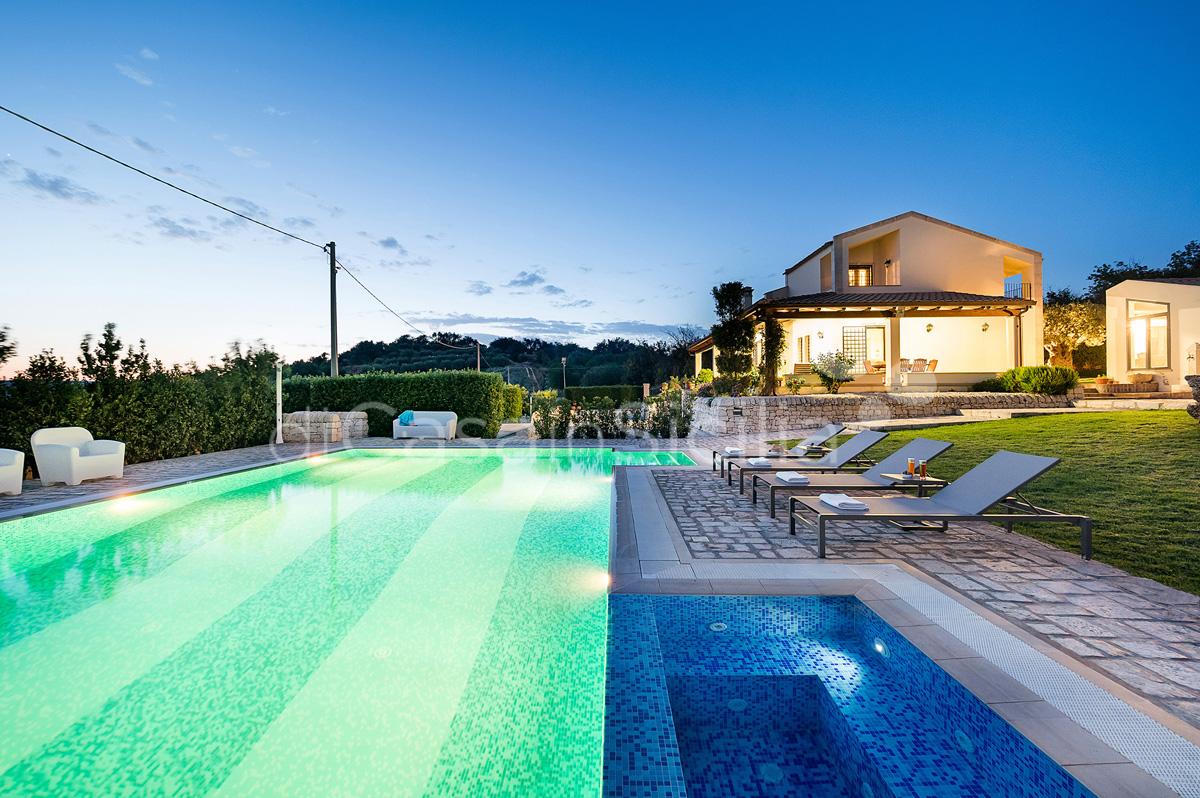 Villa Dora Villa con Piscina con Idromassaggio in affitto Noto Sicilia - 42