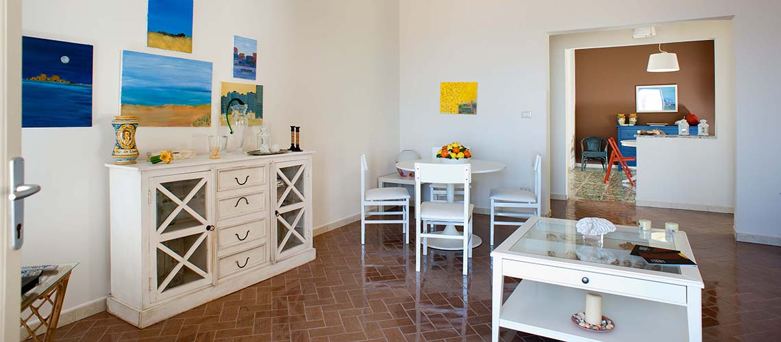 Brezza Marina Seafront Villa for rent near Noto Sicily - 2