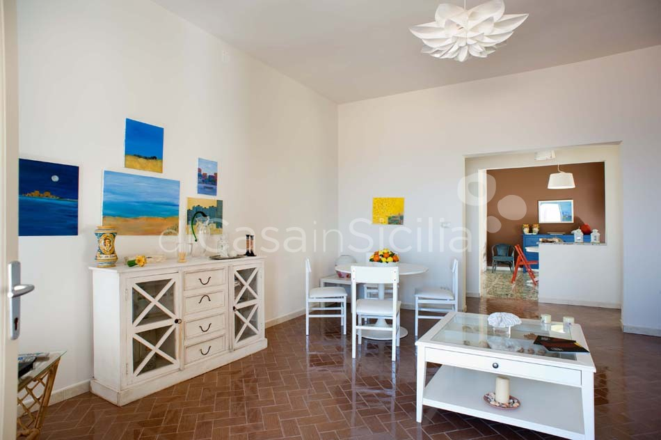 Brezza Marina Seafront Villa for rent near Noto Sicily - 16