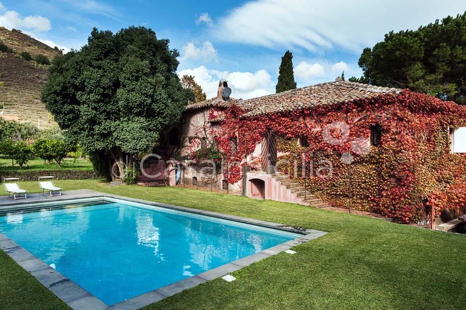 Villa Flora Villa con Piscina in affitto a Trecastagni Etna Sicilia - 3