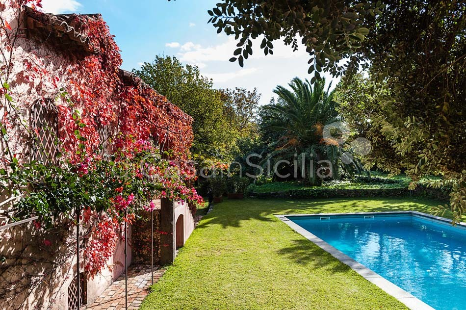 Villa Flora Villa with Pool for rent in Trecastagni Mount Etna Sicily - 4