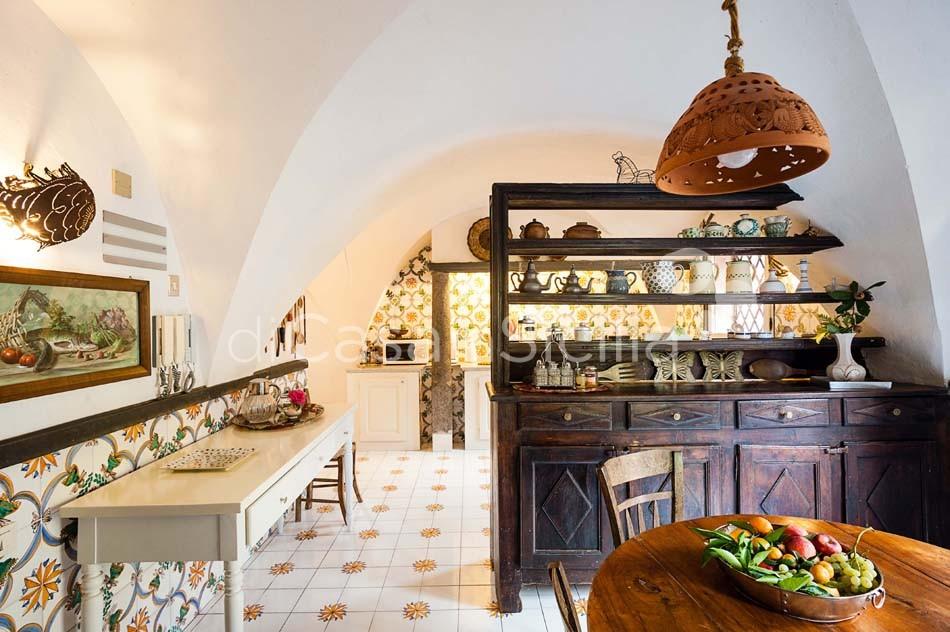 Villa Flora Villa con Piscina in affitto a Trecastagni Etna Sicilia - 15