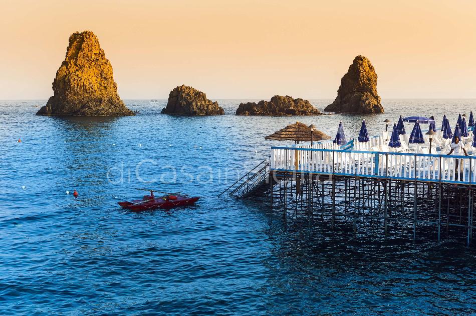 Villen mit Charme fürs ganze Jahr, Ätna | Di Casa in Sicilia - 29