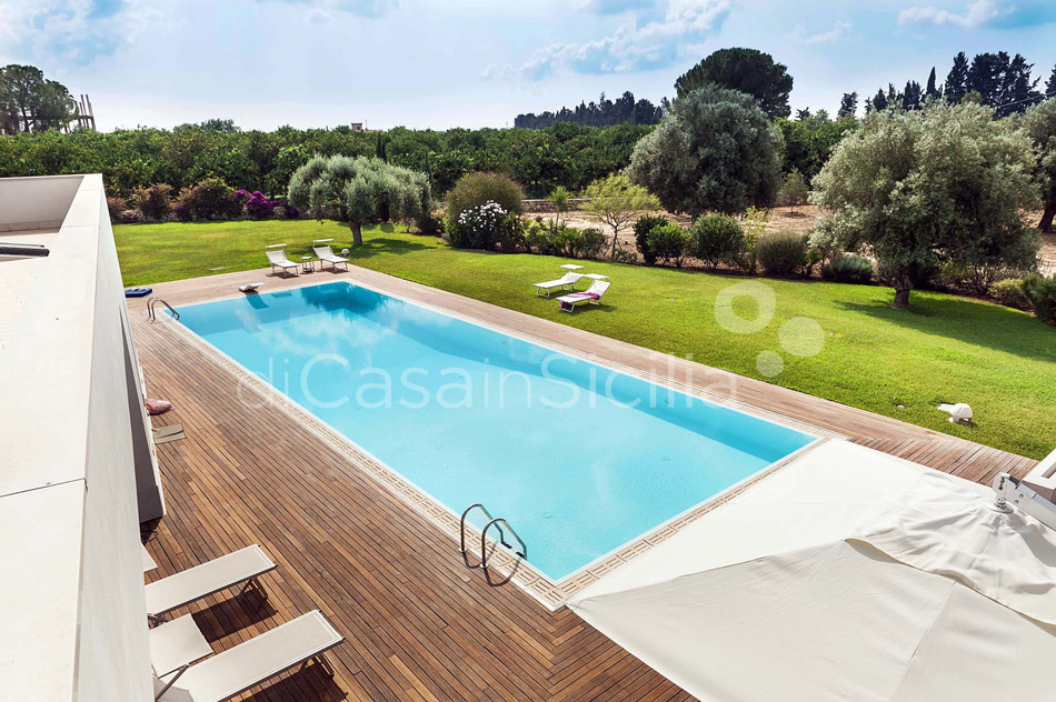 Villa Floridia Design Villa with Pool for rent near Syracuse Sicily - 6