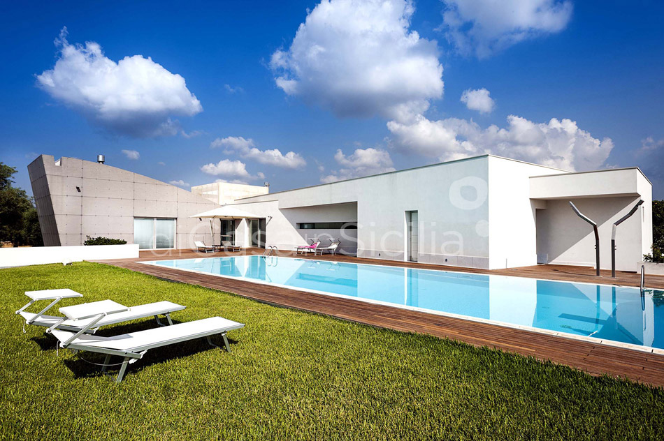 Villa Floridia Design Villa with Pool for rent near Syracuse Sicily - 8