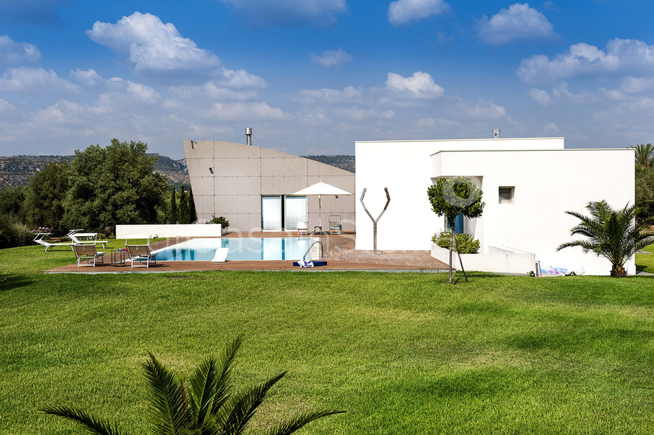 Villa Floridia Design Villa with Pool for rent near Syracuse Sicily - 10