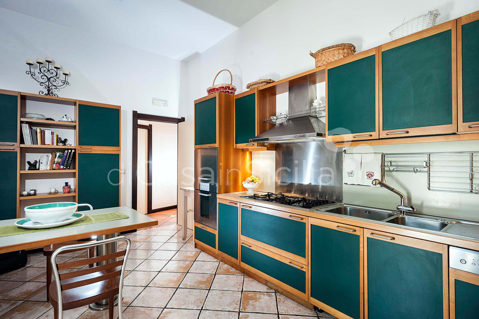 Villa Ghadir Luxury Villa with Pool for rent Messina Sicily - 16