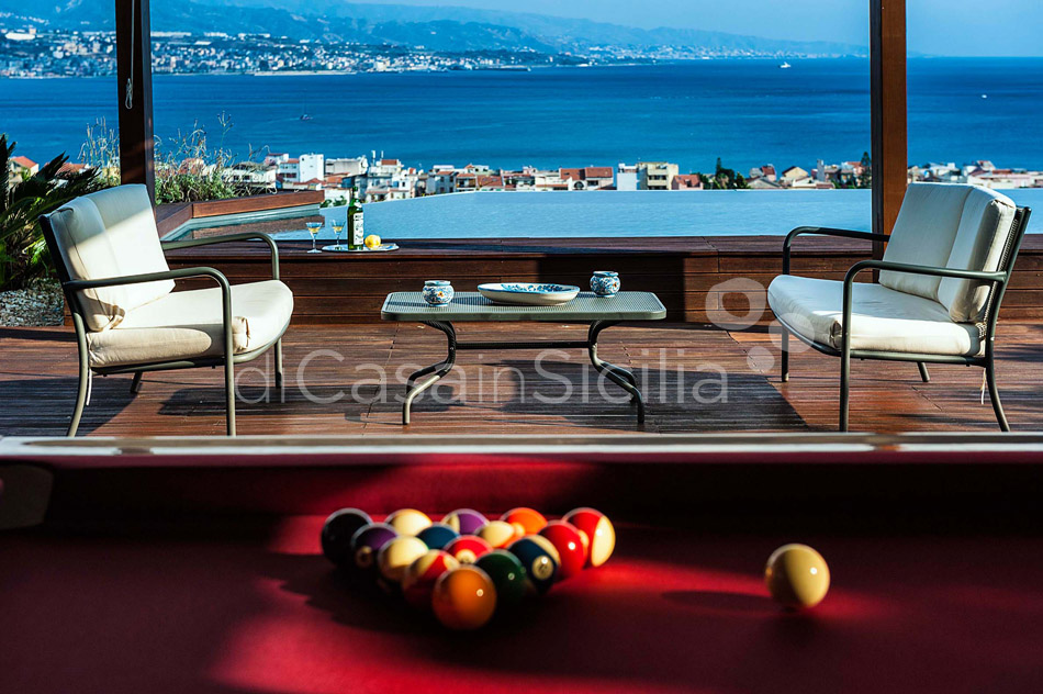 Villa Ghadir Luxury Villa with Pool for rent Messina Sicily - 29
