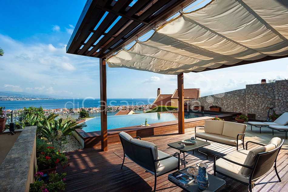 Villa Ghadir Luxury Villa with Pool for rent Messina Sicily - 30