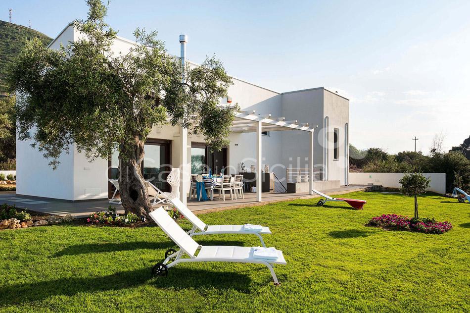 Villa Hera Sizilien Strandvilla mit Direktzugang zum Meer zur Miete Cefalù  - 6