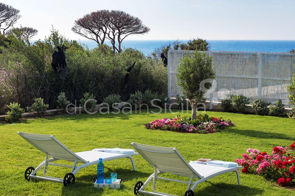 Villa Hera Sizilien Strandvilla mit Direktzugang zum Meer zur Miete Cefalù  - 7