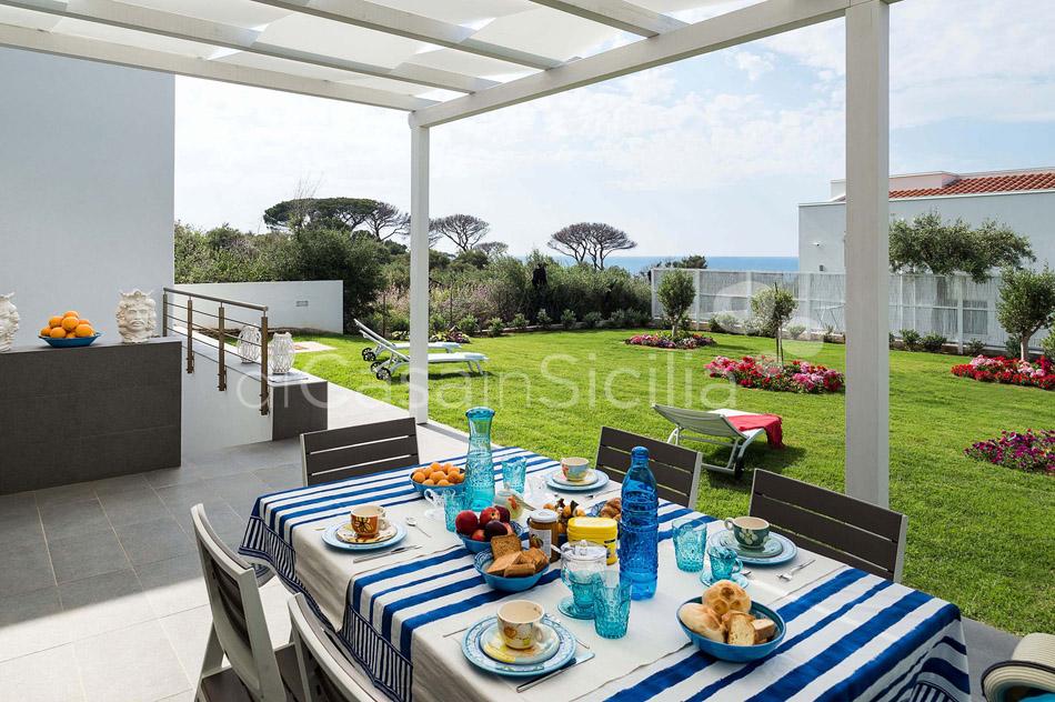 Villa Hera Sizilien Strandvilla mit Direktzugang zum Meer zur Miete Cefalù  - 8
