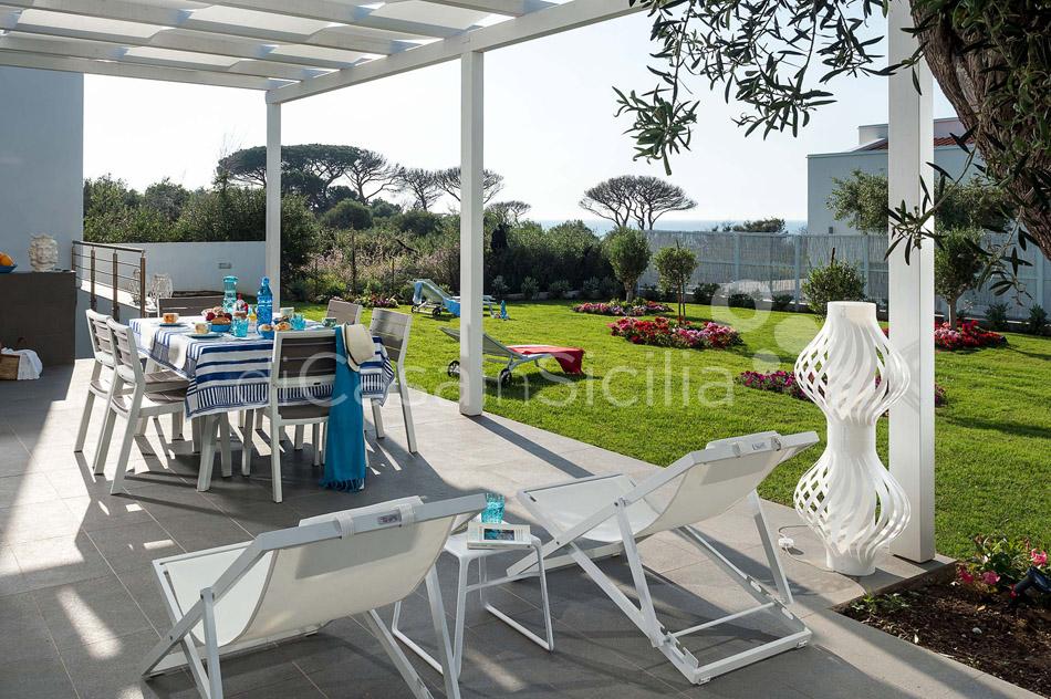 Villa Hera Sizilien Strandvilla mit Direktzugang zum Meer zur Miete Cefalù  - 9