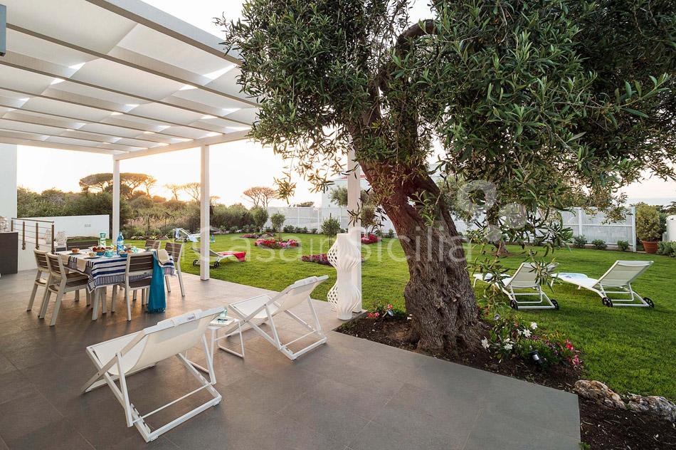 Villa Hera Sizilien Strandvilla mit Direktzugang zum Meer zur Miete Cefalù  - 10