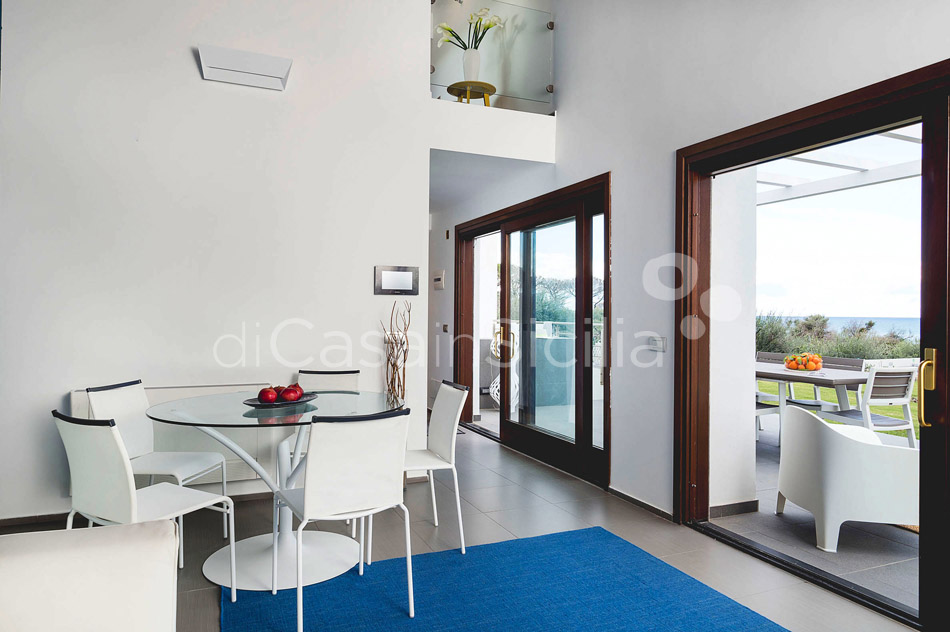 Villa Hera Sizilien Strandvilla mit Direktzugang zum Meer zur Miete Cefalù  - 15