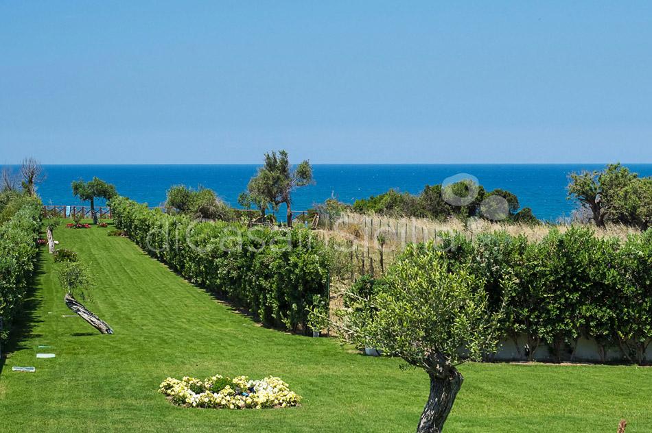 Villa Hera Sizilien Strandvilla mit Direktzugang zum Meer zur Miete Cefalù  - 42