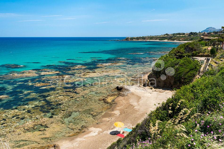 Villa Hera Sizilien Strandvilla mit Direktzugang zum Meer zur Miete Cefalù  - 43