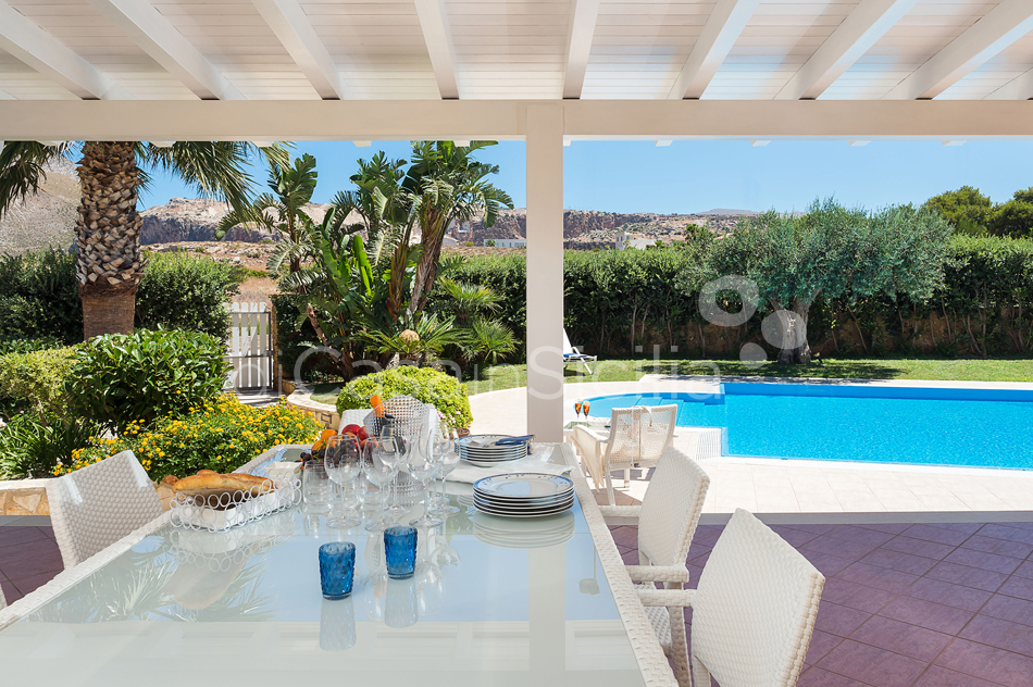 Afrodite Sicily Villa by the sea with Pool for rent in Cornino  - 17
