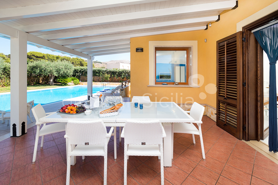 Afrodite Sicily Villa by the sea with Pool for rent in Cornino  - 19