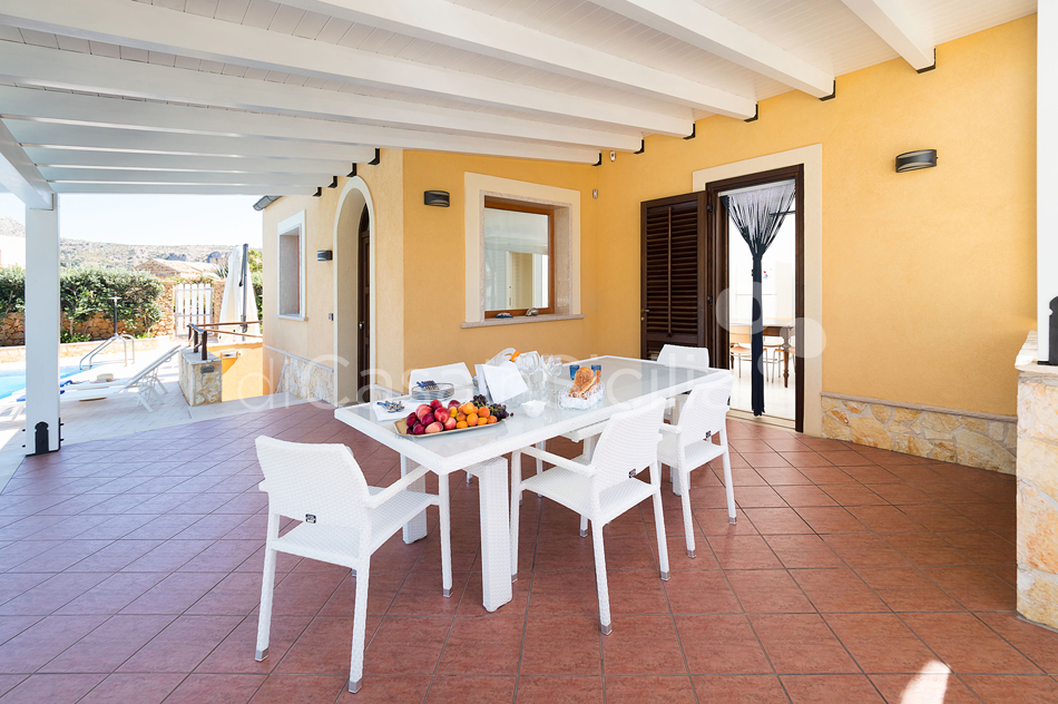 Afrodite Sicily Villa by the sea with Pool for rent in Cornino  - 20