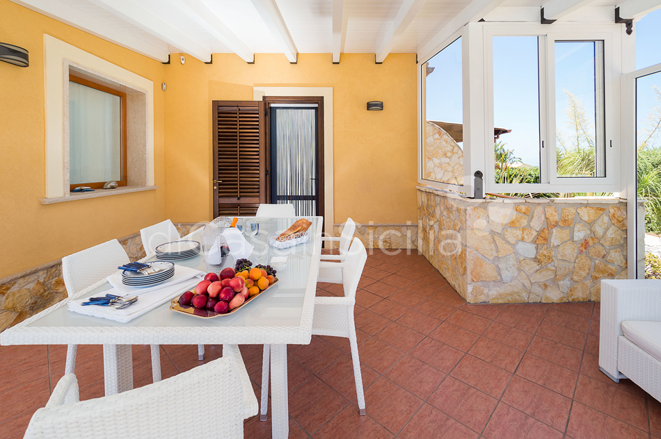 Afrodite Sicily Villa by the sea with Pool for rent in Cornino  - 21