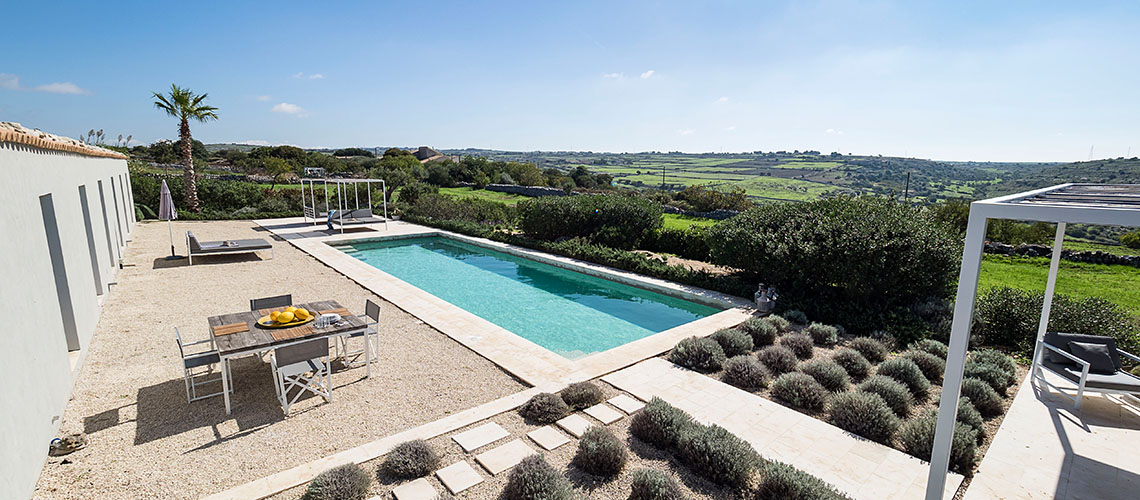 Villa Hybla Sicily Villa Rental with Pool Countryside near Ragusa - 0