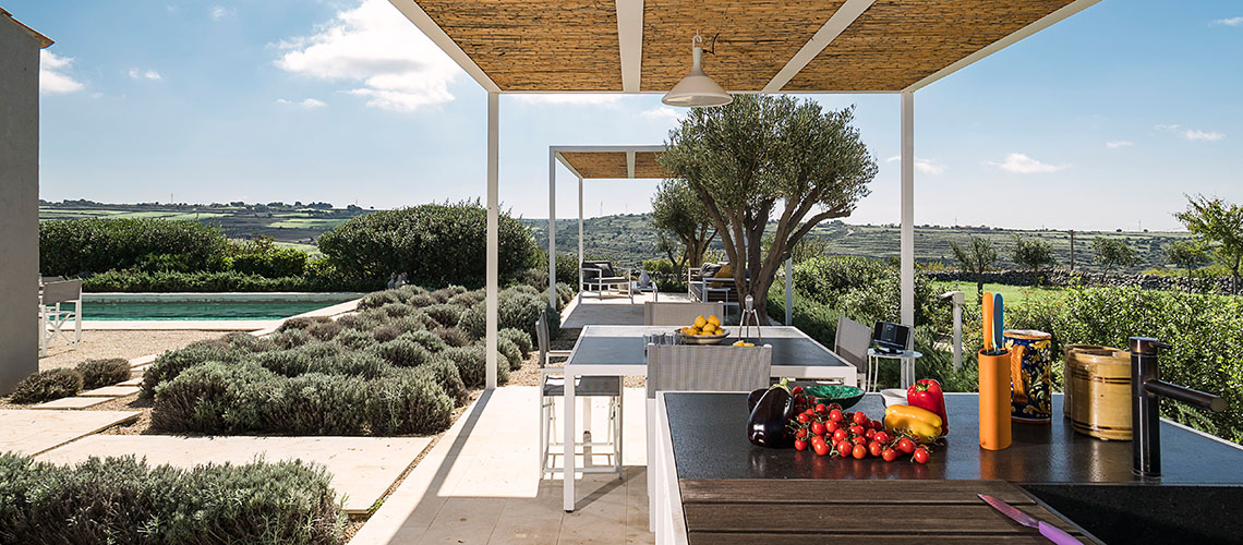 Villa Hybla Sicily Villa Rental with Pool Countryside near Ragusa - 1