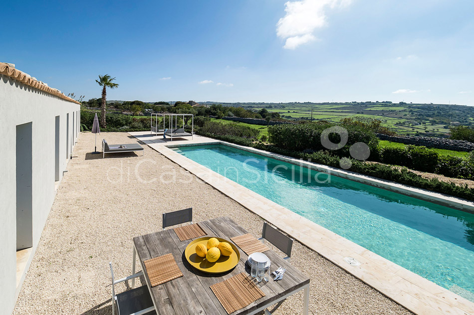 Villa Hybla Sicily Villa Rental with Pool Countryside near Ragusa - 6