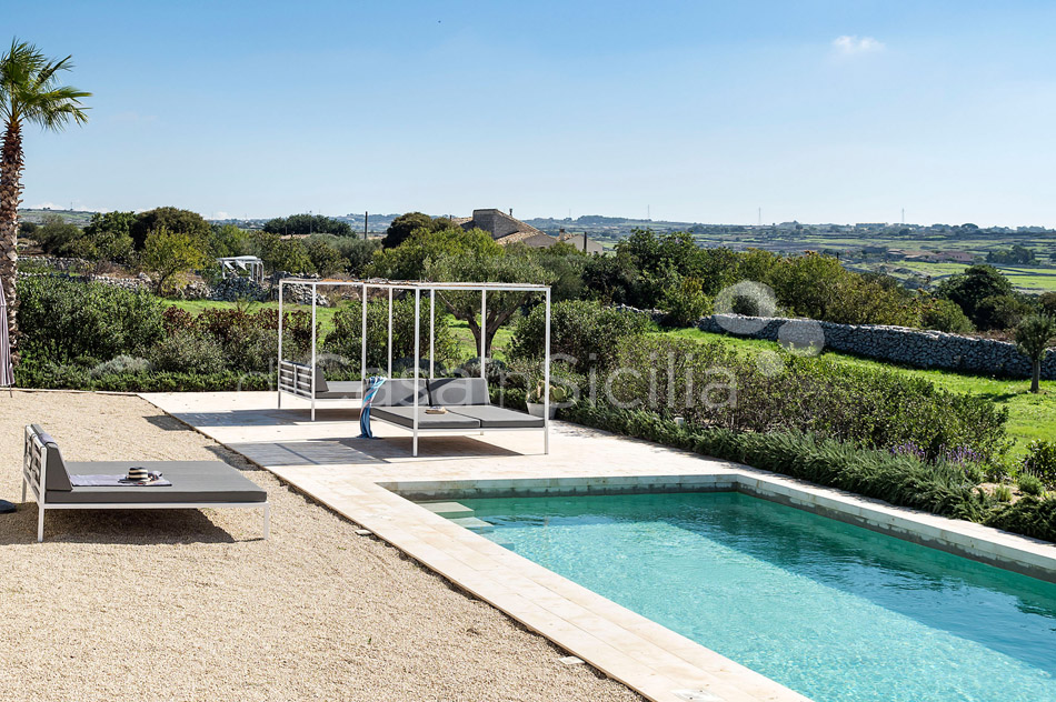Villa Hybla Sicily Villa Rental with Pool Countryside near Ragusa - 7
