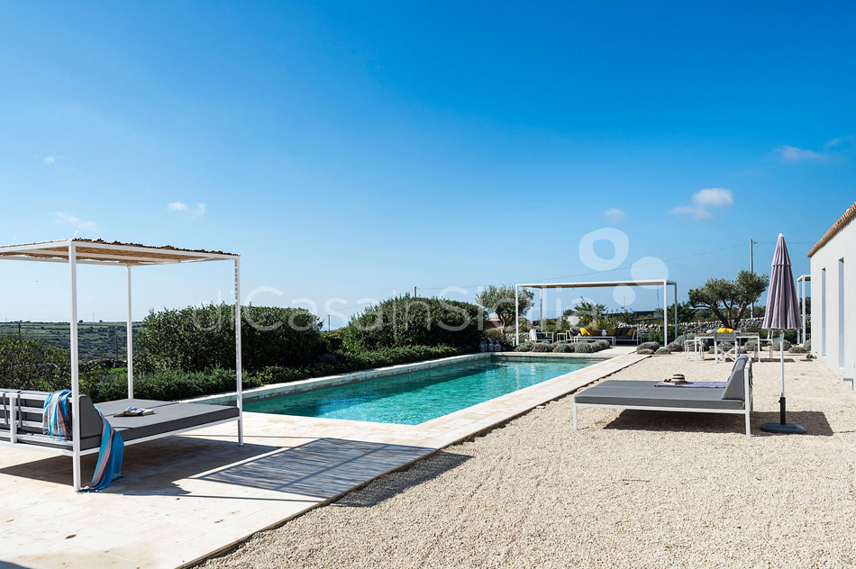 Villa Hybla Sicily Villa Rental with Pool Countryside near Ragusa - 8