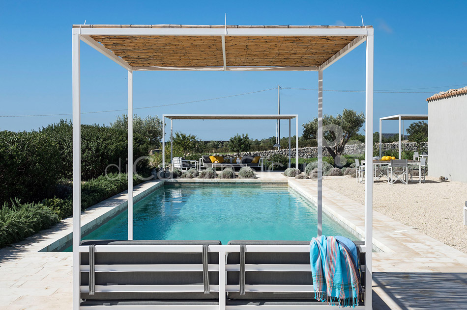 Villa Hybla Sicily Villa Rental with Pool Countryside near Ragusa - 9
