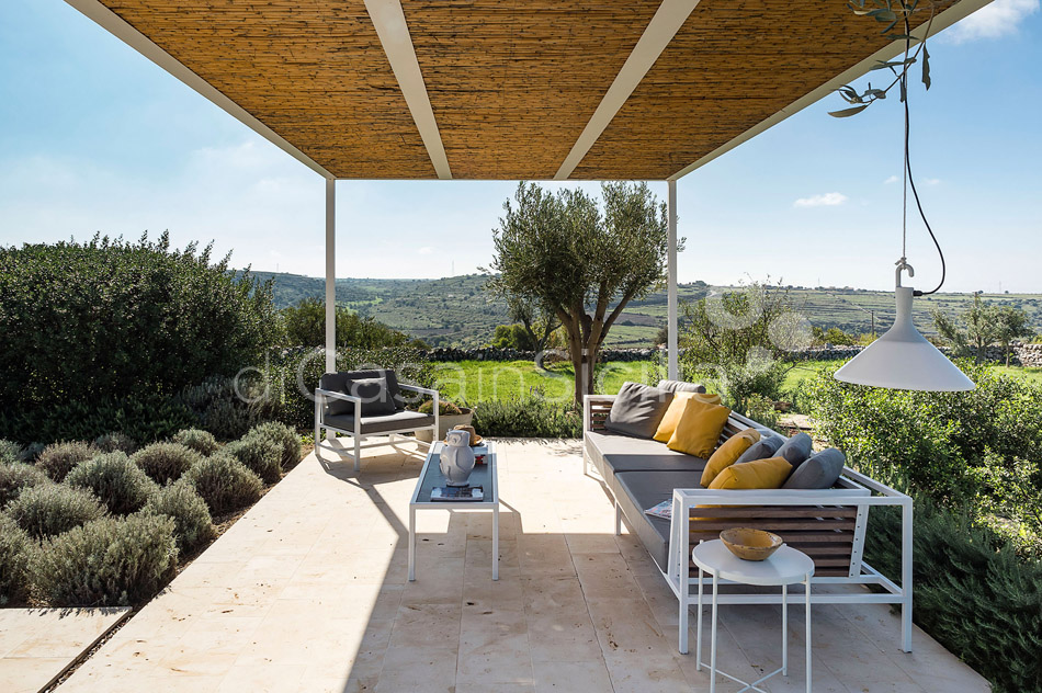 Villa Hybla Sicily Villa Rental with Pool Countryside near Ragusa - 12